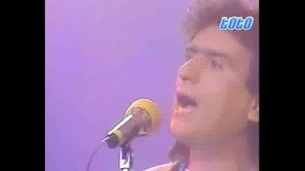 Toto Cutugno - Mi Piacerebbe - Live - 1985