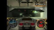 Nfs Most Wanted - Tuning Mustang
