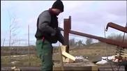 Машини за рязане на дърва - компилация