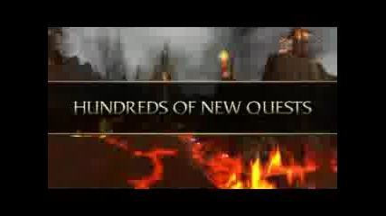 World Of Warcfaft: Cataclysm Official Trailer
