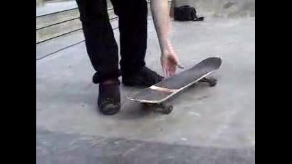 How To Skatebording Part # 2
