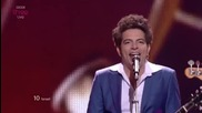 Izabo (israel) 'time' - 2012 Eurovision Song Contest Semi Final Live