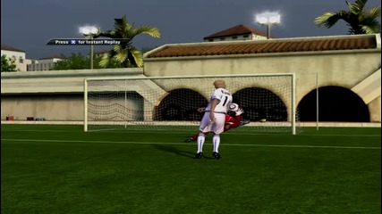 Wtf :d Goal with my Virtual Pro