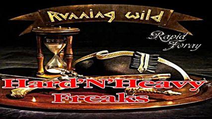 Running Wild - Rapid Foray (limited Edition Digipak) (2016)