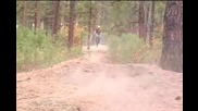 Freeride Dowhhill Biking at Beacon Hill