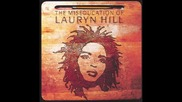 Lauryn Hill - Nothing Even Matters ft. D'angelo ( Audio )