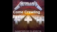 Metallica - Master Of Puppets With lyrics