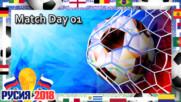 Match Day 01