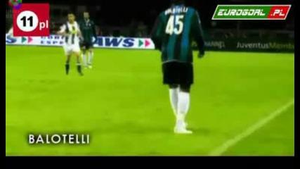 Football Skills Show 2009 - Най - дорбите финтове за месец Април