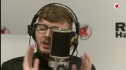 кавър на Wrecking Ball от James Arthur
