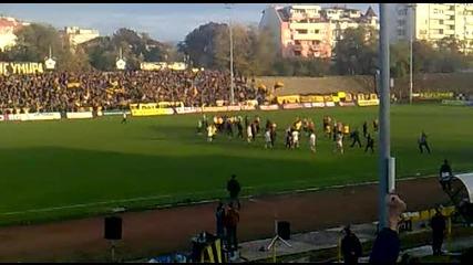 Botev Plovdiv 1 - 0 Loko Plovdiv 10.31.2009