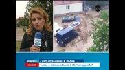 7-годишнo дете беше открито върху капак на автомобил след пороя във Варна - Новините на Нова