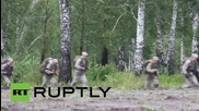 Russia: Soldiers compete in 'Masters of Reconnaissance' final at Army Games 2015
