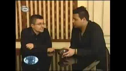 Music Idol 2:Момичето Коeто Пее Се Едно Се е Нагълтала с Хелий/04.03.2008