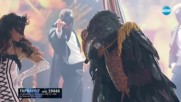 Гарванът изпълнява Mamma Knows Best на Jessie J | Маскираният певец