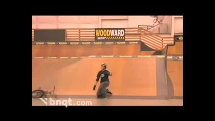 Mike Spinner - Bmx Jam Park Session