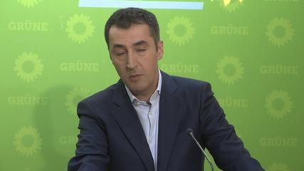 Germany: Greens' Ozdemir backs German comedian accused of insulting Erdogan