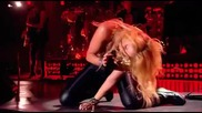 Shakira - Te Dejo Madrid [live From Paris]