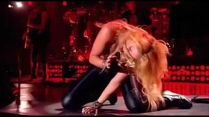Shakira - Te Dejo Madrid [live From Paris]