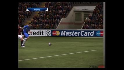 Pro Evolution Soccer - Английски гол на Франк Лампард (7/10)