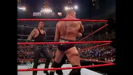 Брок Леснар срещу Гробаря (unforgiven) part 2/2