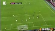 Франция - Англия 1-1 Евро 2012