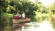 """Лов на пирани в Амазонка (""""Без багаж"""", Перу #4)"""