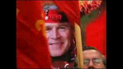 Буш обещава нов тласък в търговията