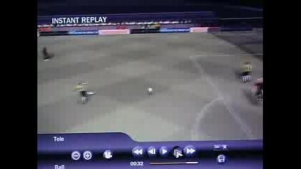 Fifa 07 Гол