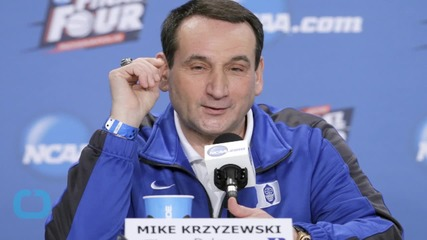 Coach K Uses a Secret Twitter Account to Spy on Duke Players