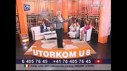 Vesna Zmijanac - Malo po malo - Utorkom u 8 - (DM SAT 18.03.2014)