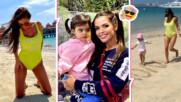 Лукс, блясък, сексапил: Преслава превзе Дубай, зарадва окото с кадри по бански