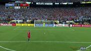 The Penalties: Argentina 2–4 Chile | Copa America Centenario Final