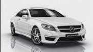 Зверски Mercedes - Benz Cl - class