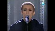 Мария Игнатова като Sinead O'connor от 03.04.2013