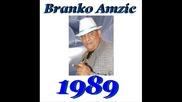 Branko Amzic - Sudbina si but kali 1989