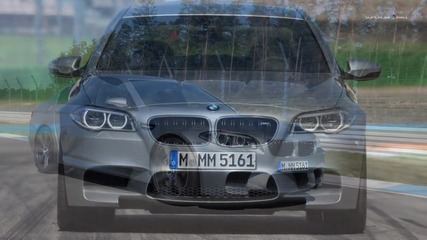 The new Bmw M5 Competition Package (sh)