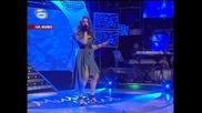 Нора изпълнява песента на Beyonce ! Супер ! Music Idol 07.04.08