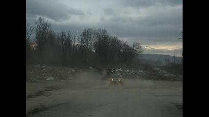 Mazda 323 - Въртене На Заден Ход
