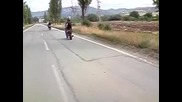 slow motion scooter club Bulgaria buhovo