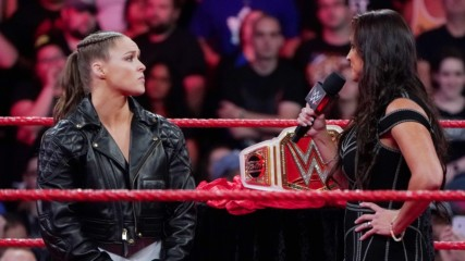 Ronda Rousey's official Raw Women's Championship presentation: Raw, Aug. 20, 2018