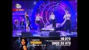 Преслава Мръвкова - - Латино kонцерт 11.05.09 - Music Idol 3