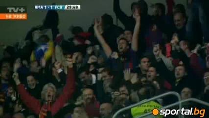 Реал Мадрид - Барселона 1-3 ! Барса отново наказа Реал 11-12-2011