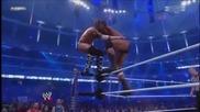 Wwe wrestlemania 27 Randy Orton Cm punk
