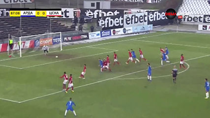 Как се стигна до равенството между Арда и ЦСКА?
