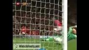 Гол на Дани Уелбек (manchester united 1:0 Wolverhampton