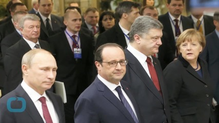 West Clings to Fraying Ukraine Peace Deal Despite Tension