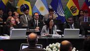 Ecuador: UNASUR discuss aid to Ecuador following earthquake