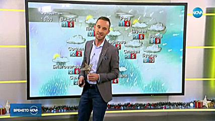 Прогноза за времето (11.12.2019 - сутрешна)