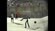 Ronaldinho Inamoto Vs. Stickman